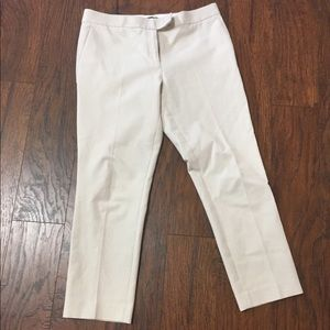 Ann Taylor dress crop pants